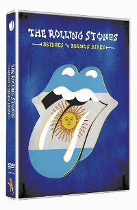 Cover The Rolling Stones - Bridges To Buenos Aires [DVD]